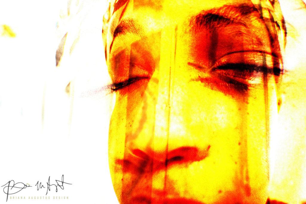 "FACING PHEERS Photo Series (""Caged"")"
