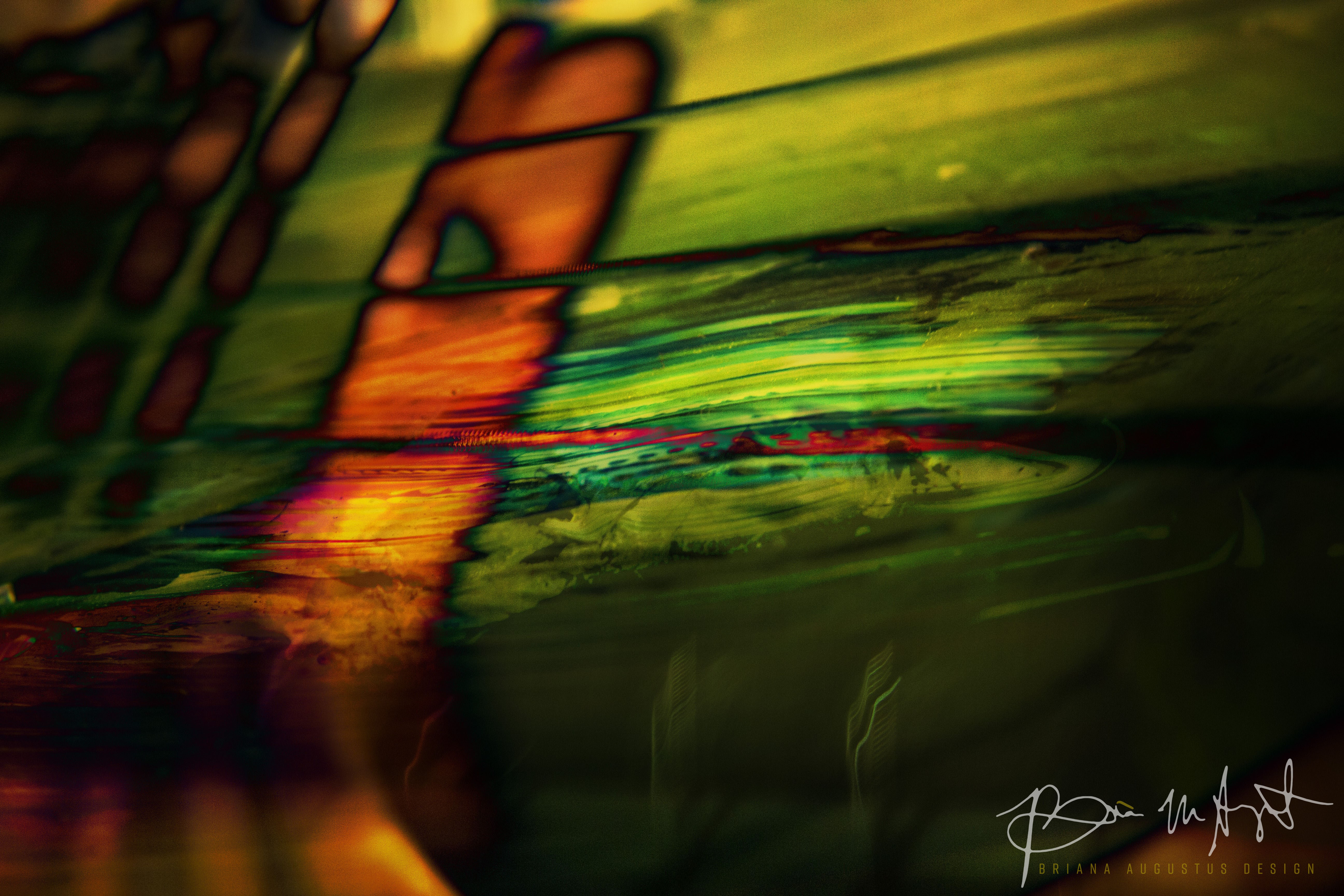 "PURSUIT Photo Series (""Bleeding Art"")"