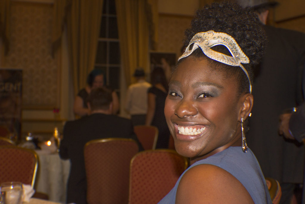 PRIVATE EVENTS (Masquerade Gala at Bourbon Orleans Hotel)