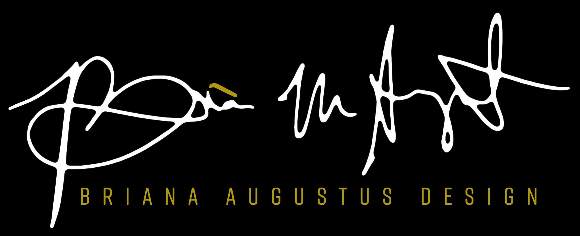 Briana M. Augustus Signature_7o logo w rift soft_gold i