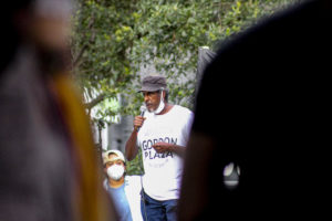 This man shared his story of racial inequality